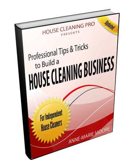 How to be an Independent House Cleaner