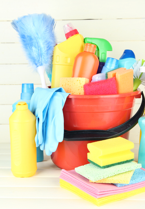 Cleaning Products for House Cleaning Business