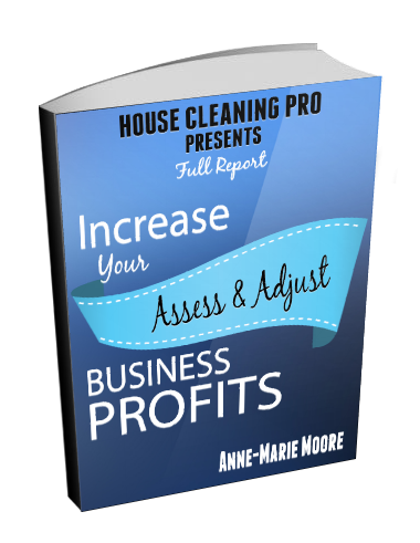 Increase Profits & Grow a House Cleaning Business