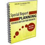 Research and Plan Your Cleaning Business Image