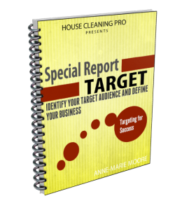 Your Target Customer for Residential Cleaning Business