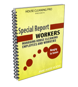 Managing House Cleaning Workers