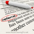 Definition of Business Referral