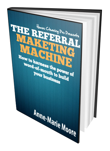 House Cleaning Business Referral Marketing