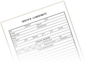 Bidding Cleaning Jobs to Leave a Cost Estimate for Prospects