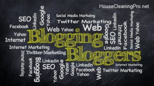 Do You Need a Blog or Website for Your Home Cleaning Business?