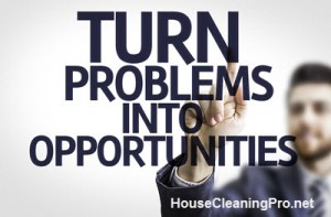 Are You Creating Small Problems in Your Cleaning Business?