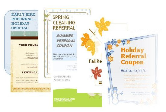 Start a House Cleaning Business - Referral Image