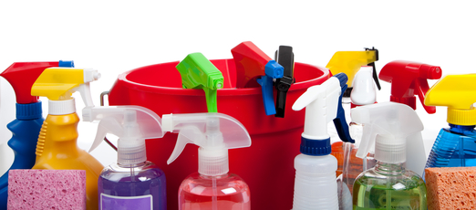 Start Cleaning Business Supplies