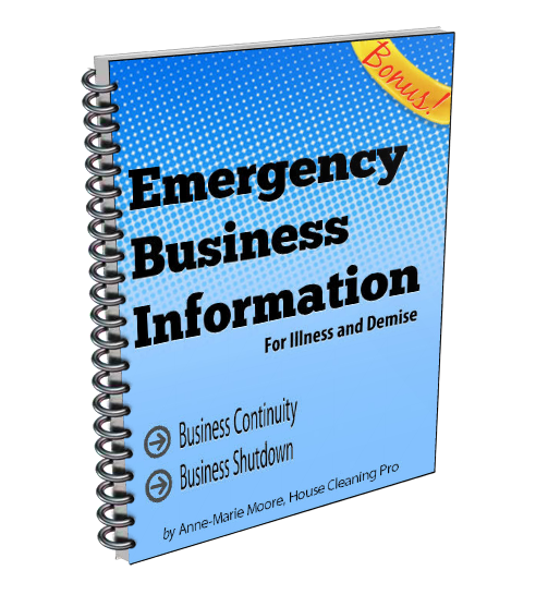 Emergency Business Planning