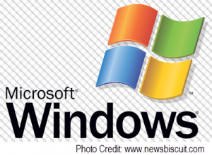 Microsoft Windows Logo Image