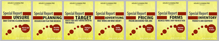 House Cleaning Training Reprots