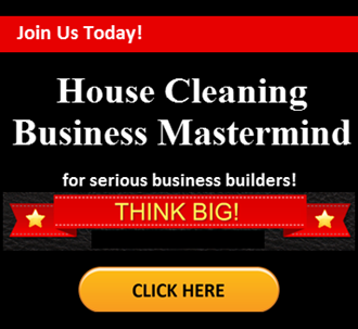 House Cleaning Business Mastermind