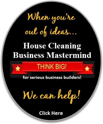 House Cleaning Business Coaching